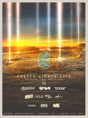 Pretty Lights Live: Episode 6 The Gorge @ The Gorge | George | Washington | United States