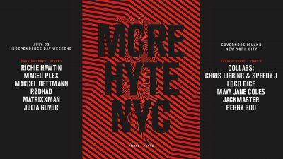 HYTE New York @ Governors Island | New York | New York | United States