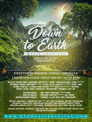 Down to Earth Music Festival @ Ferndale | New York | United States