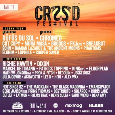 CRSSD Festival @ San Diego's Waterfront Park  | San Diego | California | United States