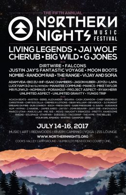 Northern Nights Music Festival @ Cook's Valley Campground | Piercy | California | United States