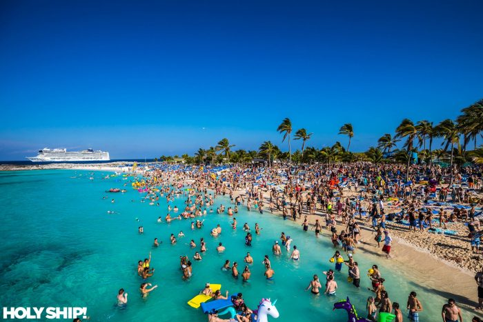 Holy Ship!'s Private Beach Party