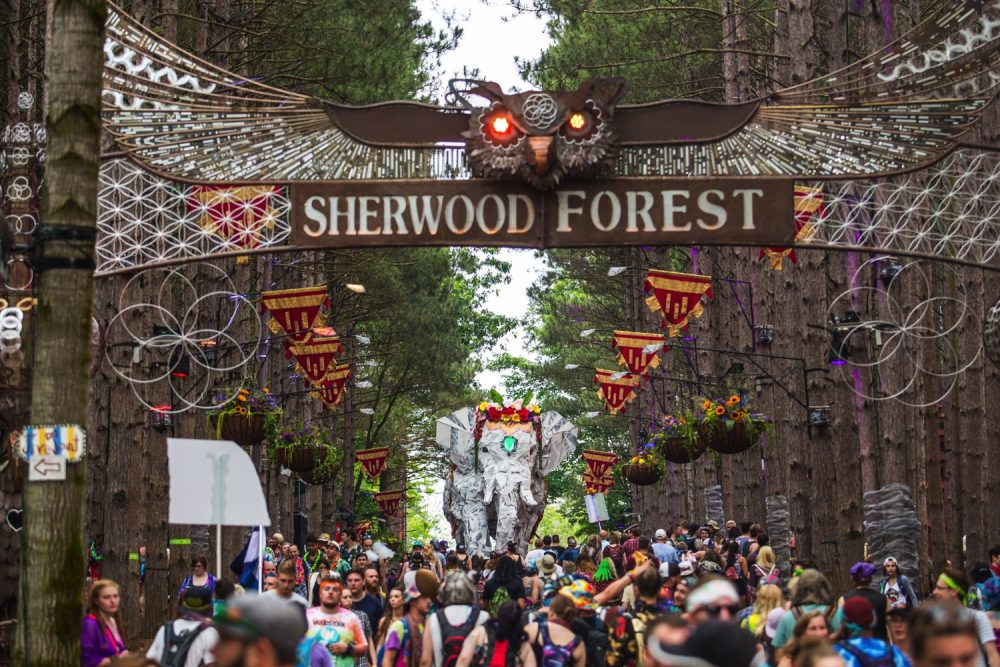 Insomniac Events Announces 8th Annual Electric Forest 2018