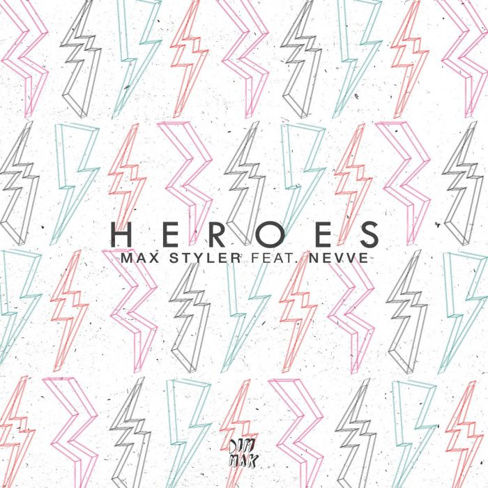 "Max Styler Goes Electro-Pop With ""Heroes"" Featuring Nevve"
