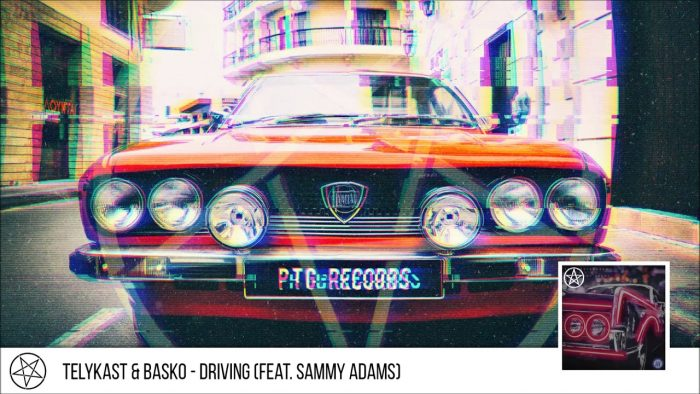 "TELYKast & Basko Trap It Up While ""Driving"" With Sammy Adams"