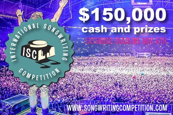 2017 International Songwriting Competition to be Judged by Kaskade, Hardwell, Krewella & More - EDM | Electronic Music | EDM Music | EDM Festivals | EDM Events
