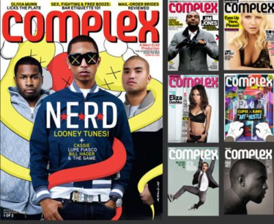 Complex Magazine Covers