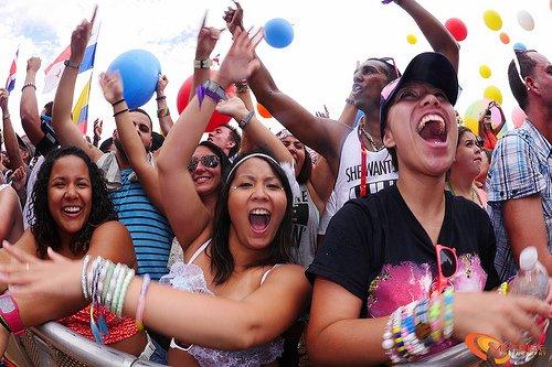 music festival tips