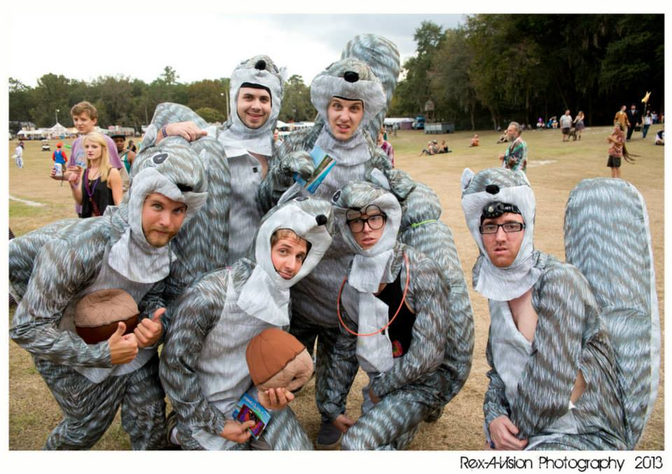 EDM Festival Costume Ideas  sc 1 st  ThatDROP & 18 Hilarious Costume Ideas For Your Next Music Festival