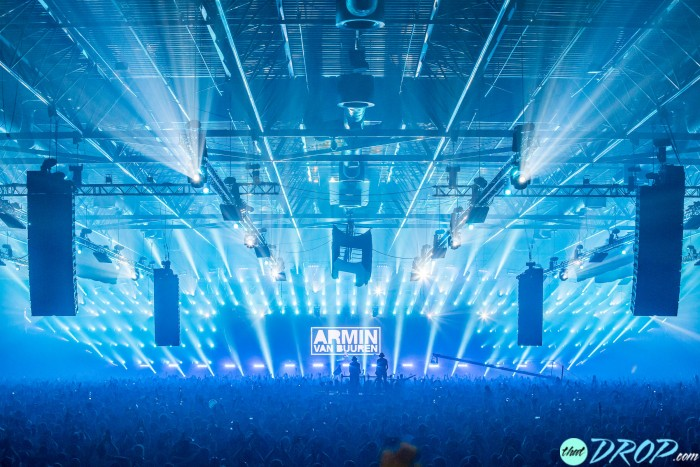 The Trance God makes his Arrival - Armin Van Buuren