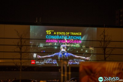 Congratulations Armin! 15 Years of ASOT