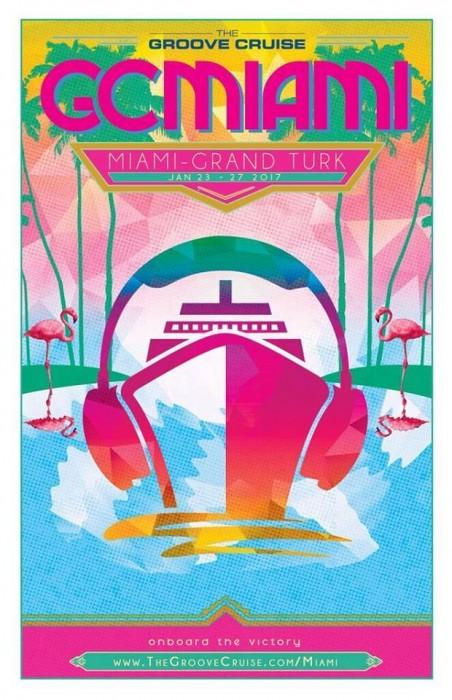 Groove Cruise Miami 2017 Dates