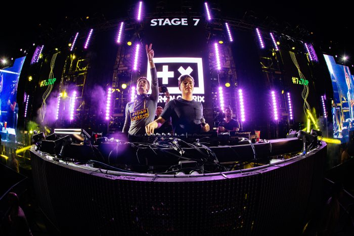 Martin Garrix Joins Julian Jordan at Stage 7 via Blaise Joseph for Insomniac