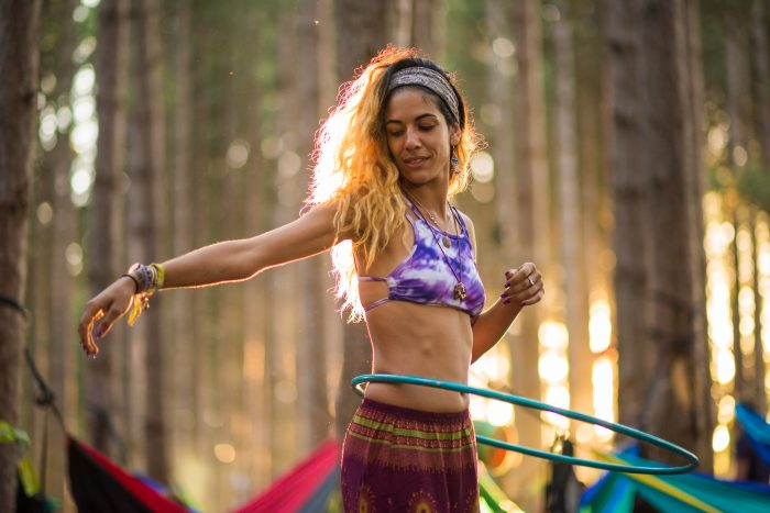 TalentedHoopers Make Festivals Go Round