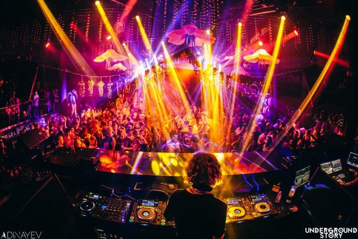 Thomas Jack At Story Nightclub In Miami