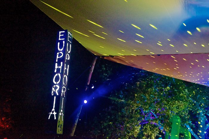 Euphoria - what you'll be feeling at Woogie Weekend