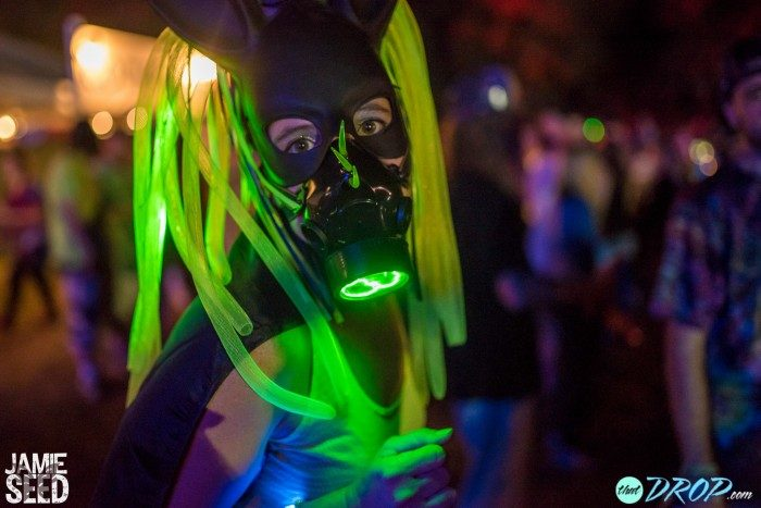 Suwannee Hulaween 2015 // Photo - Jamie Seed Photography & 30 Costume Ideas To Prepare You For Halloween Festivals