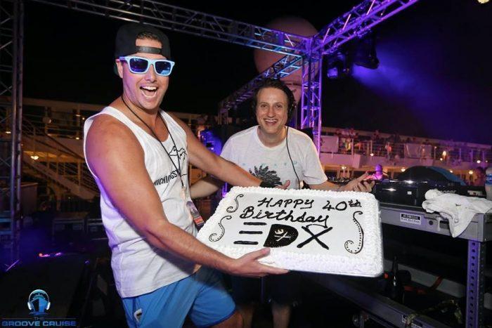 Happy Birthday EDX! photo by Goove Cruise