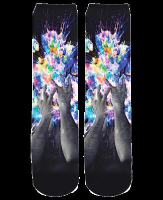 Purchase Artistic Bomb Crew Socks