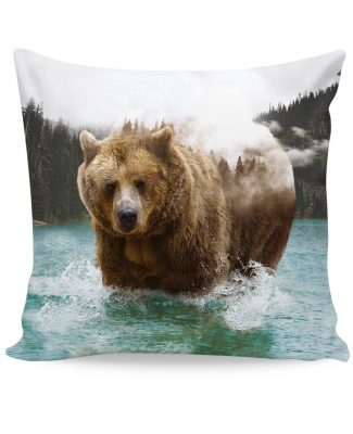 Purchase a Bear Mountain Couch Pillow