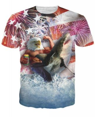 Purchase The Patriot T-Shirt